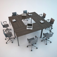vitra conference table max