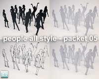people all style - packet 05