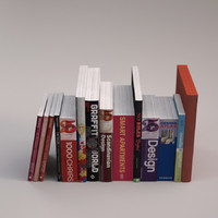 textured design books collection