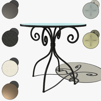 forged table 3ds free
