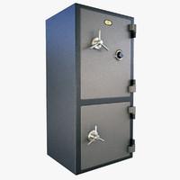 big safe 3d model