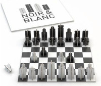 noir chess 3d model