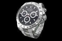 3d model rolex daytona clock
