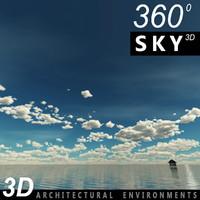 Sky 3D Day 013