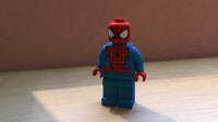Spider Lego Minifig