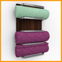 3dsmax towels 07