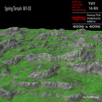 maya spring terrain m1-03