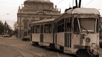 3d model tram 102na