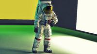 a7l apollo astronauts 3d max