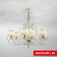 3ds max ceiling lamp