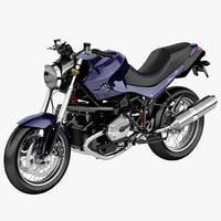 bmw motorcycle r1200 r 3ds
