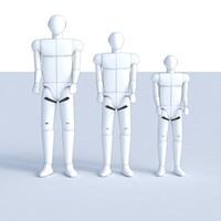 maya human dummy