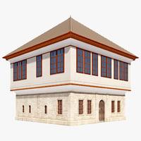 3d konak house