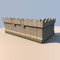 wall castle x free