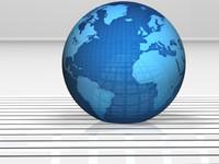 earth news 3d model