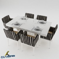 max dining table set
