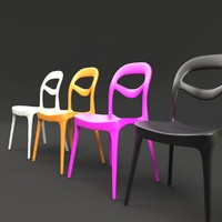 3ds max nice chair domitalia