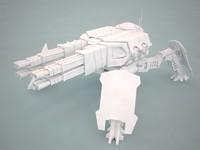 Turret canon 4F