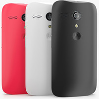Motorola Moto G All Colors