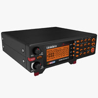 Warning System Uniden Bearcat BCT8