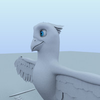 3d bird reco