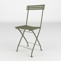 obj chair realistic