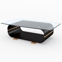 max carbon fiber coffee table