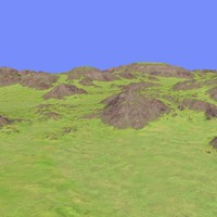 heightmap 3d model