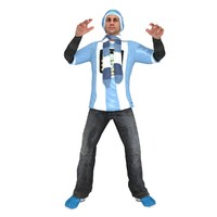 ged argentina soccer fan max