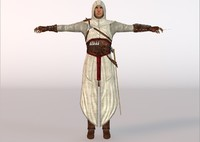 assassin creed 3d c4d