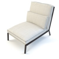 CAMERICH ARC CHAIR