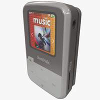 MP3 Player SanDisk Sansa SDMX22 4GB