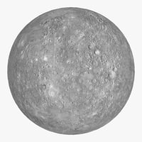 Mercury Planet