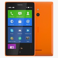 nokia xl orange 3ds