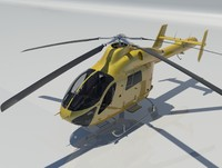 3ds max md helicopters md-900 explorer