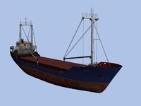 3ds max cargo