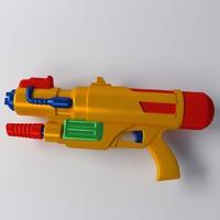water gun 3ds