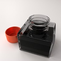 Ink Bottle