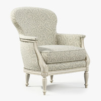 3d lexington julianna chair