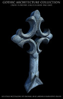 3ds max gothic cross ewerby