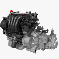 engine transmission max