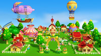 eggs easter village max