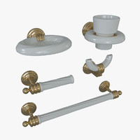 FLAB Atene Bath Accessories