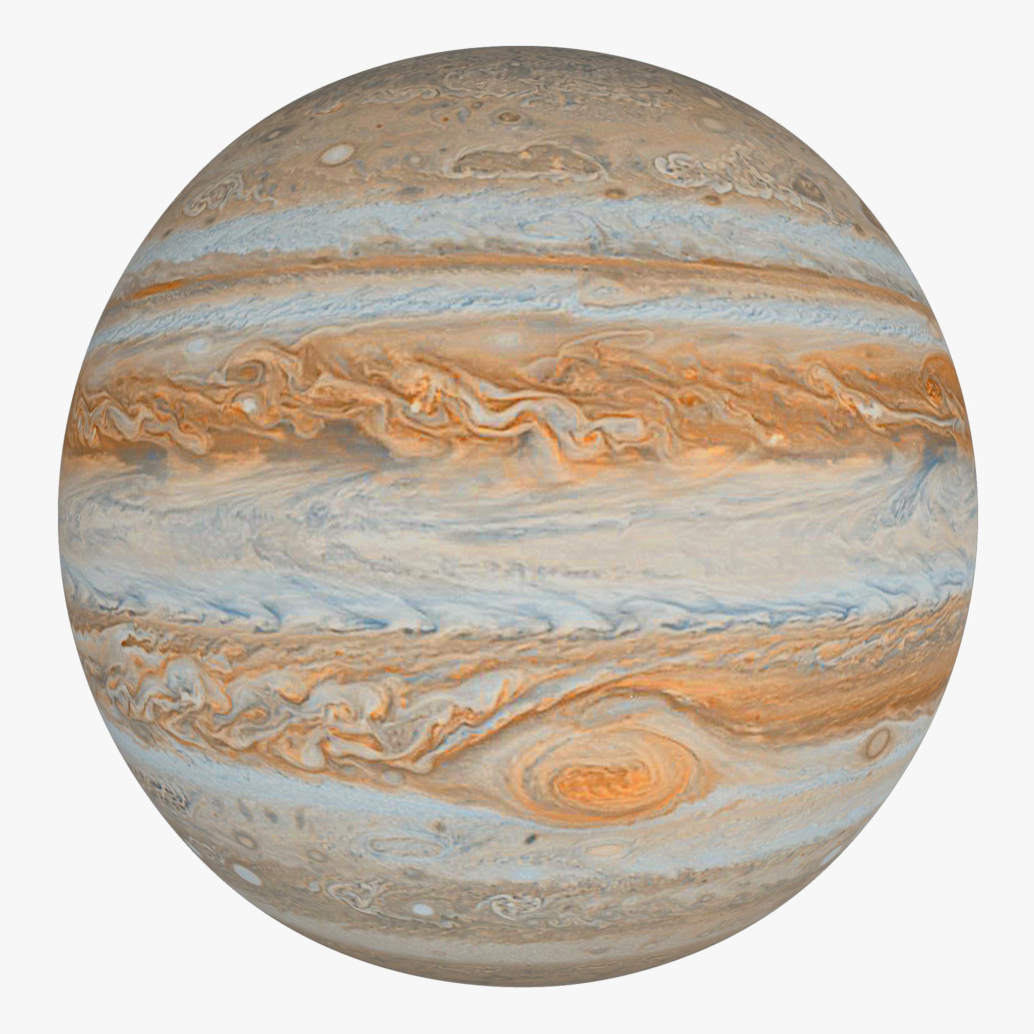 jupiter planet map hi res - photo #9