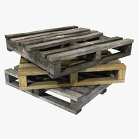 Wood Pallet Collection