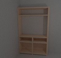 blender armoire