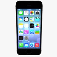 3d obj iphone 5s