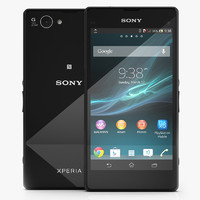 3ds max sony xperia z1 compact