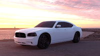 3d 2008 dodge charger