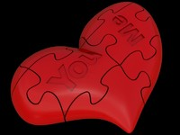 3ds max heart perfect